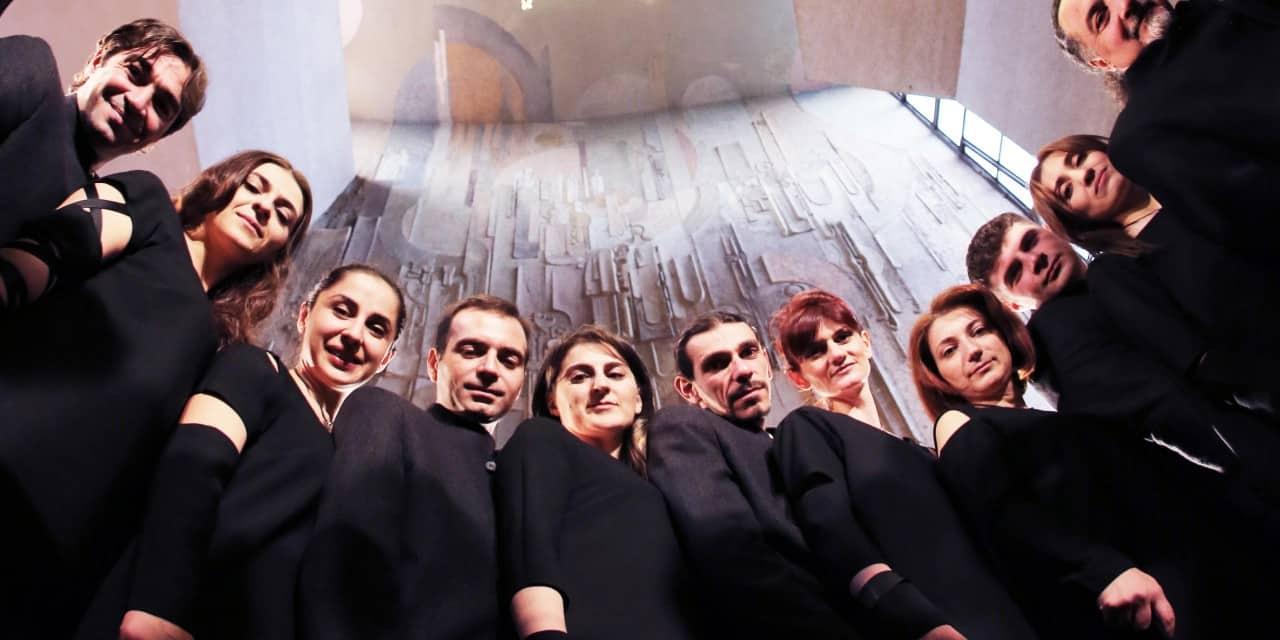 2015 For The Armenian Choirs