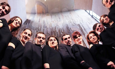 2015 For The Armenian Choirs