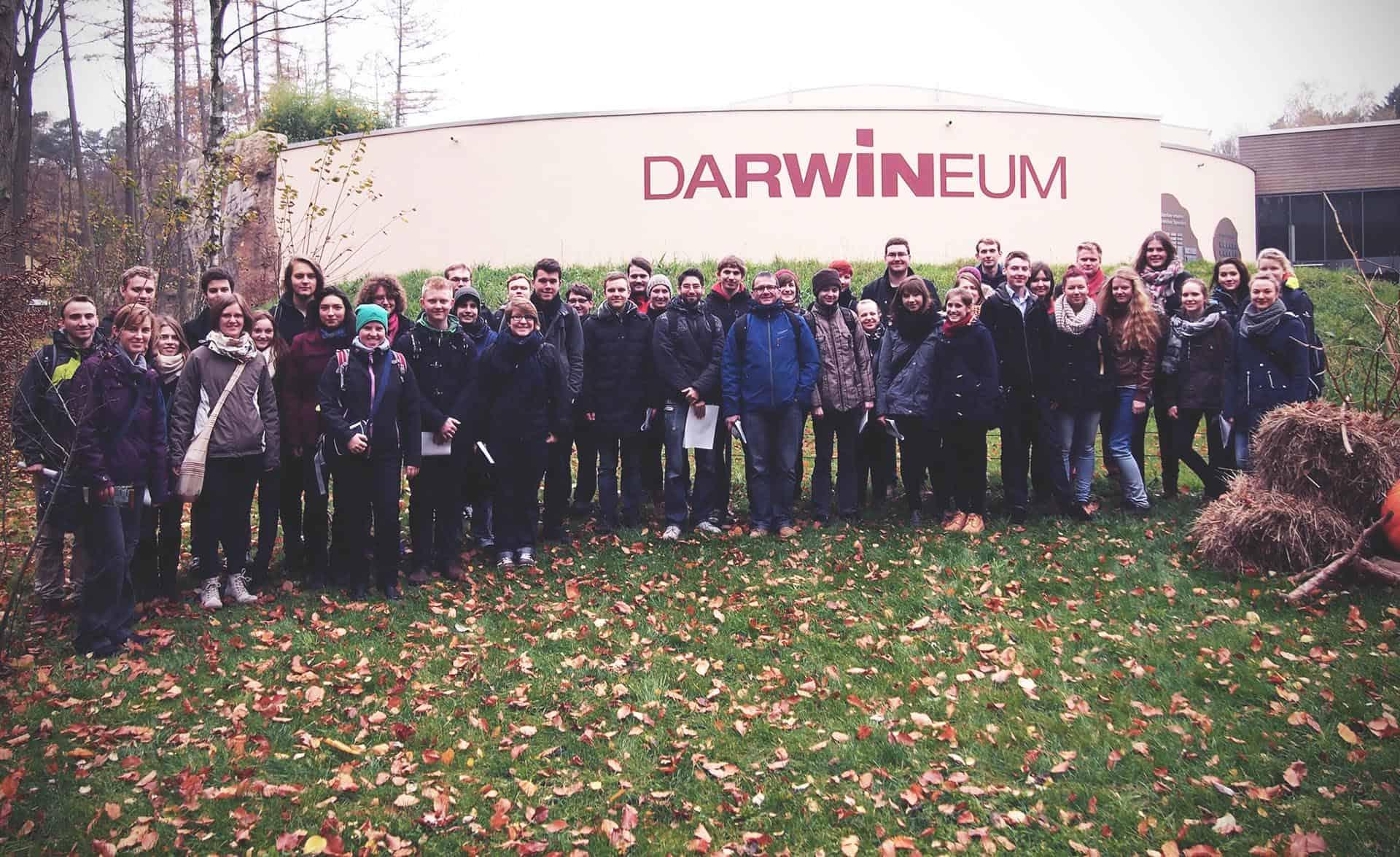 Auf den Spuren Darwins