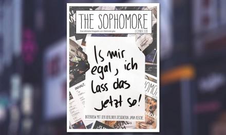 THE SOPHOMORE | AUSGABE 1