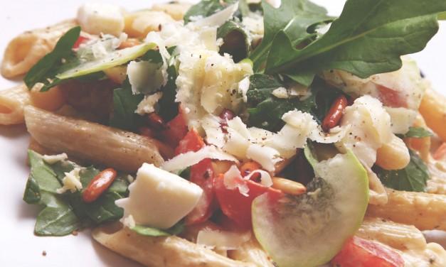 STUDENTENFUTTER – Gemüse-Penne: schnell, einfach und lecker