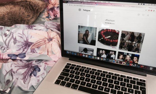 Instagram Accounts to follow (Fashion Edition)