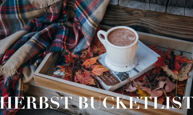 DAS GROSSE THE SOPHOMORE HERBSTSPECIAL | PART 1: HERBST BUCKETLIST