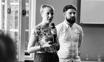"""INTERVIEW MIT VANESSA UND BENEDIKT VON TEAM """"DAS DIGITALE ALTERSHEIM""""   EUROPEAN STUDENT CHALLENGE 2018 PLATZ 3"""