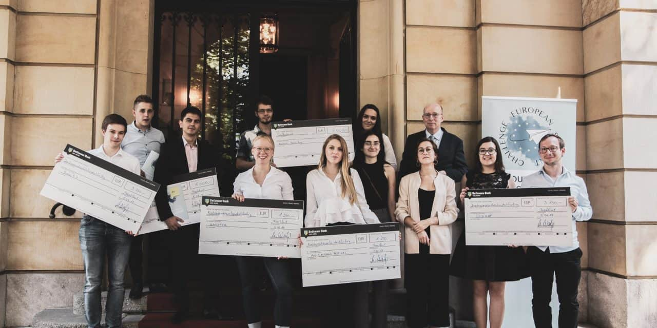 EUROPEAN STUDENT CHALLENGE 2019 | PREISVERLEIHUNG