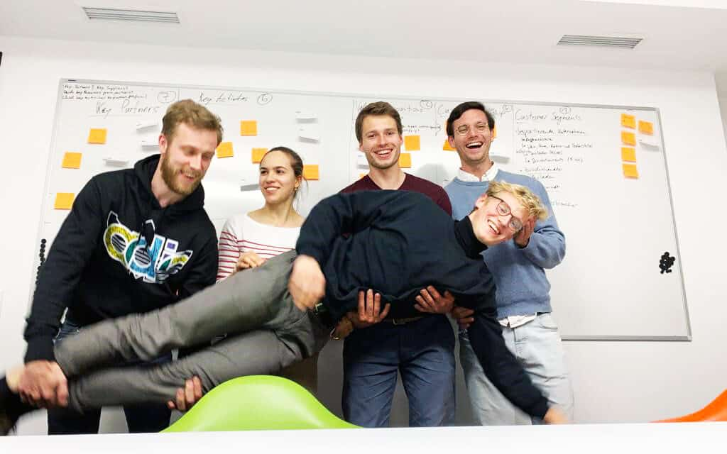 Interview with Team Cargo Kite |  European Student Challenge 2020 – 1st Place