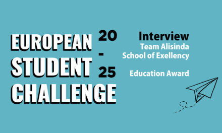 Interview with Team Alisinda School of Excellency |  European Student Challenge 2020 – Education Award